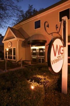 Wise Guys, in Hilton Head SC. My favorite restaurant.