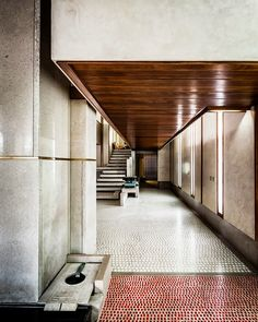 Olivetti Showroom in Venice, Italy - Carlo Scarpa