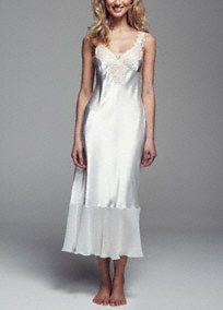 Linea Donatella Filigree Collection Night Gown