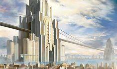 Bridge buildings. We need those.