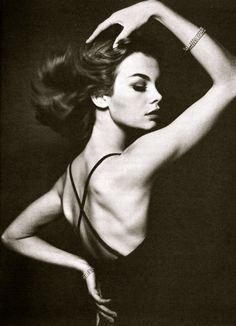 Jane Shrimpton by David Bailey