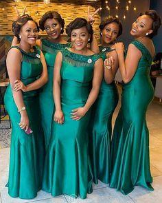 88 Best Wedding Maids Images In 2019 Dress Wedding African
