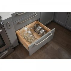 Drawer Solutions - Cabinet Organizers - Organizers