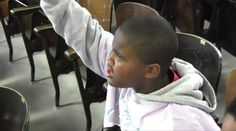 The children of PS22 Kid's Choir do something that is rarely seen in schools anymore...they sing praises to Jesus! It's an absolutely heavenly sound!