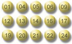 Lotofacil 959 – Resultado 23/09/2013