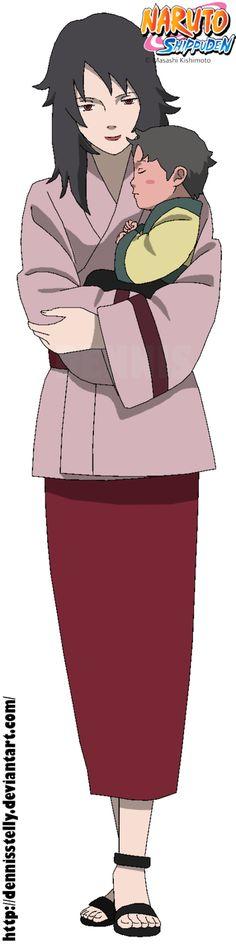 Kurenai mother - Lineart colored by DennisStelly on deviantART Naruto Smile, Naruto And Hinata, Naruto Girls, Anime Naruto, Asuma Y Kurenai, Kakashi Hatake, Naruto Shippuden, I Fall In Love, Anime Characters