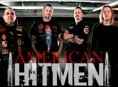 Tonight's guest for AMR.fm's live broadcast is American Hitmen. The stream begins at 7:00 PM, MST.