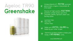 Ageloc TR90 Greensha