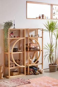 Mesa Bookshelf