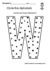 Letter N Worksheets for Preschool and Kindergarten