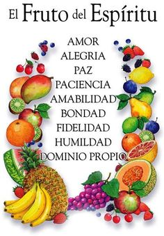 The Fruit of the Spirit pamphlet is a wonderful explanation of the nine Fruit of the Spirit mentioned in the Bible. This full-color pamphlet includes a chart that helps Christians understand the nine fruit of the Spirit: love, joy, peace, patience, k. Bible Scriptures, Bible Quotes, Bible Art, Wisdom Bible, Wisdom Sayings, Gospel Bible, Spiritual Sayings, Bible Encouragement, Spiritual Thoughts