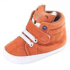 Oferta: 2.98€. Comprar Ofertas de Zapatos De Bebé, RETUROM bebés de alta cortan bastante blanda antideslizante única zapatilla de deporte (12, naranja) barato. ¡Mira las ofertas!