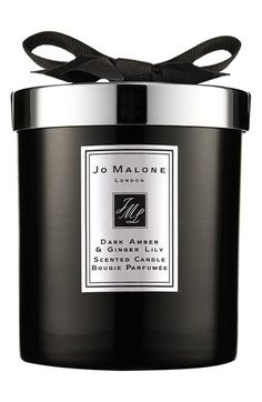 Jo Malone™ Dark Amber & Ginger Lily Candle available at #Nordstrom