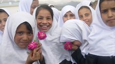 Sending girls to school with the Afghan women's association | Photocircle…