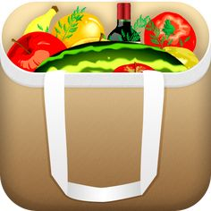 Grocery List *** Click on the image for additional details. (Note:Amazon affiliate link) #shoppingapps