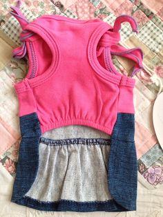 NWT XXS Ruff Ruff Couture Farrah Dress Retail $42 | eBay