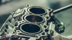 Переборка двигателя Инфинити VQ37 за 150 секунд. Рекомендуем просмотр в ...