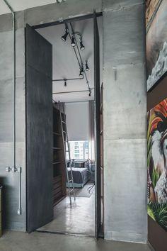 Loft industrial  (Foto: Gui Gomes/ Divulgação)