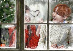 #BTS #fanart by dlazaru.tumblr.com
