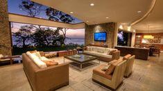 hawaiian interior design | Jewel of Kahana House, Beachside in Maui, Hawaii