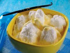 Lapte de pasăre la fel de bun ca în copilărie! Un desert ieftin, ușor de făcut, gata în mai puțin de 30 de minute. Să vedem rețeta!