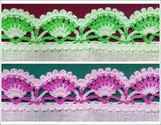 Nenhum texto alternativo automático disponível. Crochet Necklace, Dish Towels, Crochet Round, Hand Stitching, Crochet Projects, Appliques, Crochet Edgings, Trapillo, Rugs