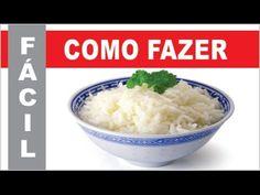 A técnica usada em muitos restaurantes para nunca errar no ponto do arroz, qualquer um pode fazer, serve para qualquer tipo: arroz Branco, Parboilizado e até...