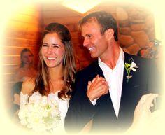 At last, holy matrimony. Married my best friend in Glen Arbor, MI 5.11.13