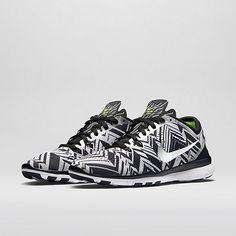 Nike Free TR 5 Print Women's Training Shoe
