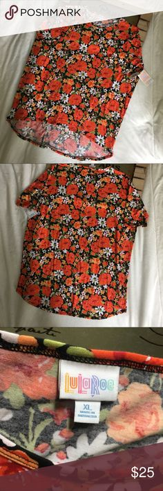 Lularoe Irma NWT Beautiful Irma top for the summer LuLaRoe Tops Tees - Short Sleeve