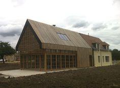 bardage toiture bois - Recherche Google