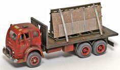 HO scale granite hauler