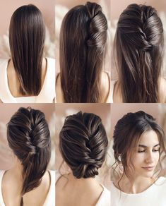 wedding hairstyles tutorial This Bride hairstyles updo is also perfer for soft updo wedding. The celebrity wedding hair is bride hair. Its wedding hairstyles for long hair. Gorgeous and Easy Homecoming Hairstyles Tutorial Long Hair Celebrity Wedding Hair, Diy Wedding Hair, Long Hair Wedding Styles, Wedding Hairstyles For Long Hair, Bride Hairstyles, Bridal Hair, Wedding Ideas, Wedding Hacks, Wedding Simple