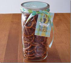 Holiday Gifts: Food in Jars | Mason Jar Crafts Love