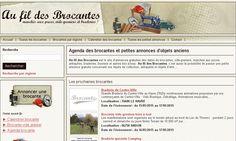 Au fil des brocantes   Les vides greniers et brocantes près de chez vous #Tours     - Tours, Indre-et-Loire, Centre