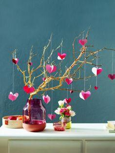 """Die fliegenden Herzen sind eine schöne Überraschung um auf eine besondere Art """"ich liebe dich"""" zu sagen."""