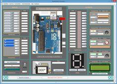 Xevro - Arduino simulator software