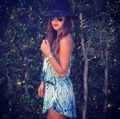 Street style fashion by Shay Mitchell