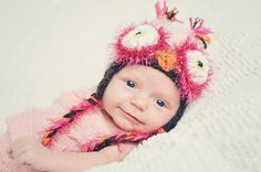 OWL baby & child size hat multiple colors available by mandag433, $22.00