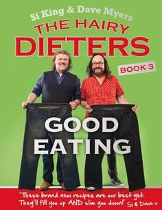 The Hairy Dieters: Good Eating. Book People friends Si King and Dave Myers - the Hairy Bikers - are back in their Hairy Dieters guise and showcasing 80 fabulously healthy recipes that are suitable for the entire family in Good Eating! In their third Hairy Dieters cookbook, the Hairy Bikers once again show that eating healthier doesn't mean you have to compromise on taste! Our price: £5.99, RRP: £14.99. #TBPNewTitles #NewNonFiction #Cookbook #HairyDieters
