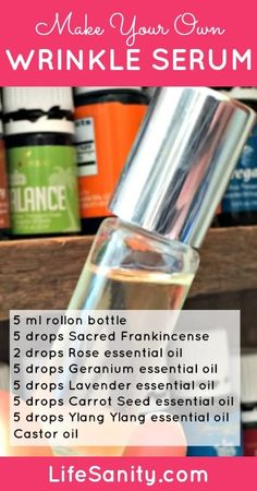 Young Living Essential Oils: Wrinkle Where to buy Young Living oils: http://yldist.com/a2z4health/