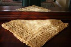 Sleeping Beauty Baby Blanket pattern by Diana Matthews