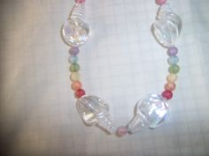Fand Necklace OOAK by HowlingCaterpillars on Etsy