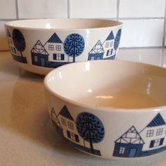 My latest buy, scandinavian vintage pottery