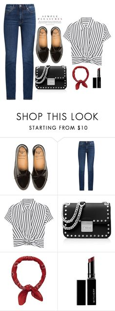 """""""Simple pleasures"""" by susli4ek ❤ liked on Polyvore featuring M.i.h Jeans, T By Alexander Wang, MICHAEL Michael Kors, Accessorize and Witchery"""
