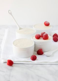 How To Make White Chocolate Mousse Desserts Recipe