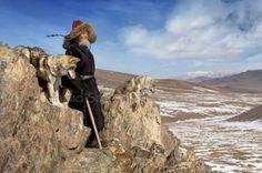 Elveszettnek hitt mongol törzsről készített varázslatos képeket az iráni fotós - 16. kép