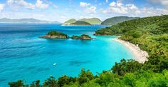 Trunk Bay Has Got To Be America's Most Secret Beach Paradise | Huffington Post