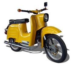 Simson Moped, Everyday Objects, Scooters, Old Cars, Motorcycle, Bike, Retro, Vehicles, History