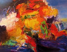15+ Abstract Art Paintings